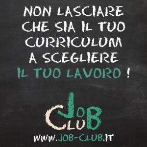 job club cv